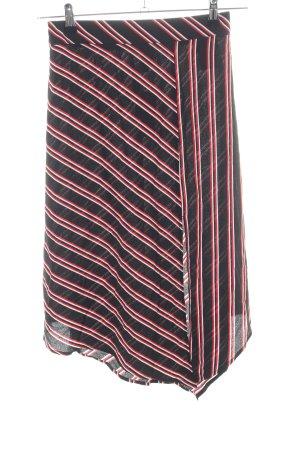H&M Divided Asymetryczna spódniczka Na całej powierzchni W stylu casual