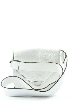 H&M Divided Minitasche weiß Casual-Look