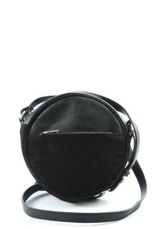 H&M Divided Minitasche schwarz Casual-Look