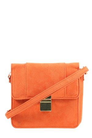 H&M Divided Borsetta mini arancione chiaro stile casual