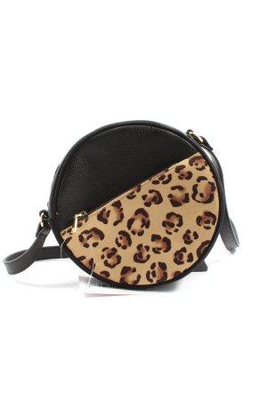 H&M Divided Minibolso estampado de leopardo look casual