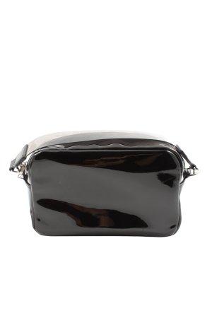 H&M Divided Minibolso negro elegante