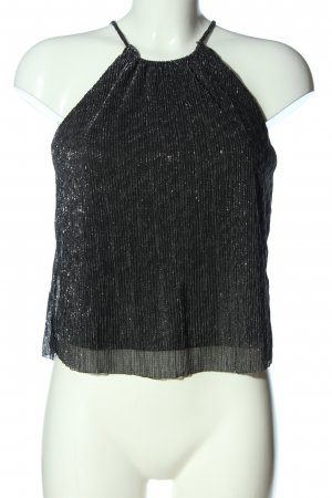 H&M Divided Top senza maniche nero stile casual