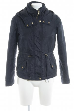 H&M Divided Outdoorjacke dunkelblau Casual-Look
