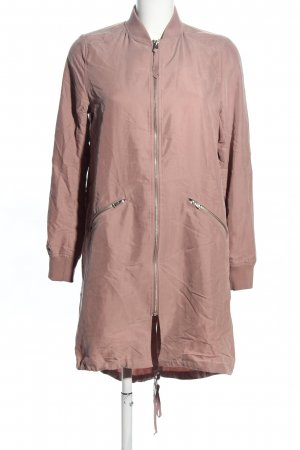 H&M Divided Oversized Mantel nude Casual-Look