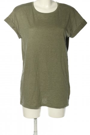 H&M Divided Oversized Shirt khaki Casual-Look