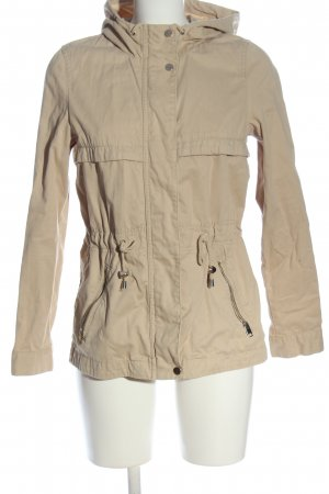 H&M Divided Parka cream casual look