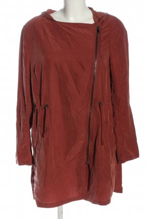 H&M Divided Parka rot Casual-Look