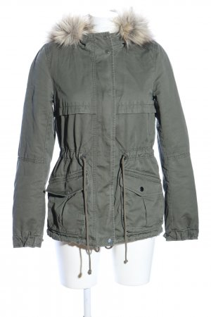 H&M Divided Parka khaki Casual-Look
