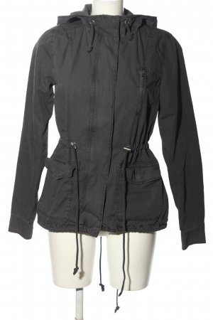 H&M Divided Parka light grey casual look