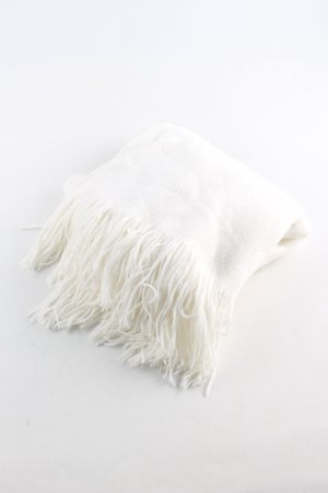H&M Divided Pashmina blanco puro look casual