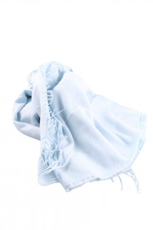 H&M Divided Pashmina azul look casual