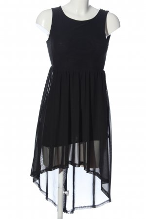 H&M Divided Petticoat Dress black party style