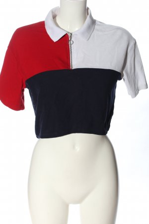H&M Divided Polo-Shirt mehrfarbig Casual-Look