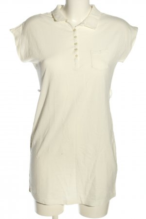 H&M Divided Polo Dress natural white casual look
