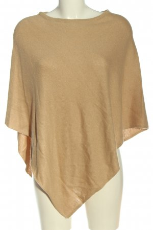 H&M Divided Ponczo nude W stylu casual