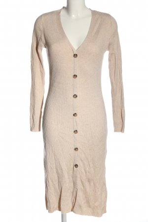 H&M Divided Sweater Dress pink casual look