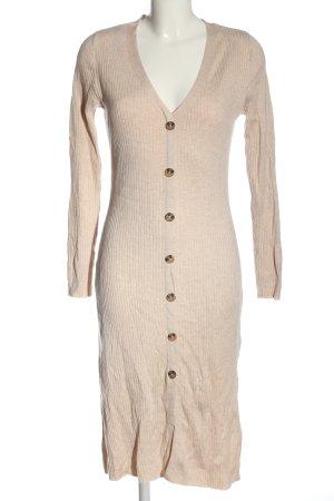 H&M Divided Swetrowa sukienka różowy W stylu casual