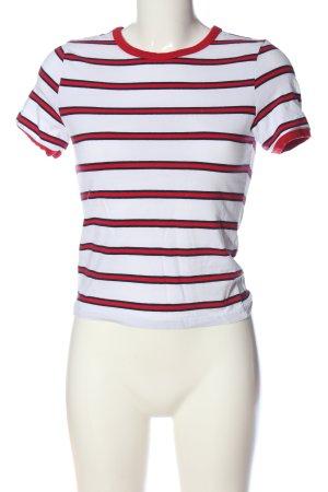 H&M Divided Gestreept shirt gestreept patroon casual uitstraling
