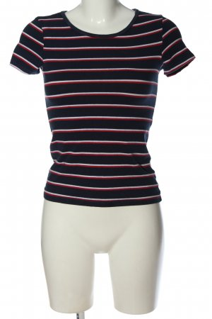 H&M Divided Stripe Shirt striped pattern casual look