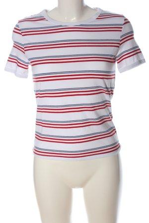 H&M Divided Camisa de rayas estampado a rayas look casual