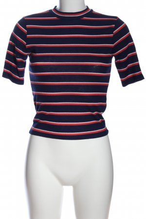 H&M Divided Stripe Shirt allover print casual look