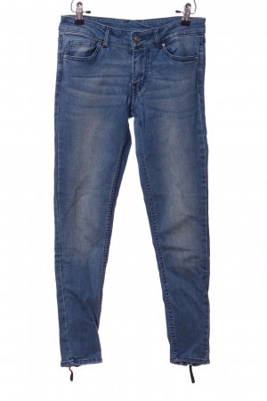 H&M Divided Tube Jeans blue casual look