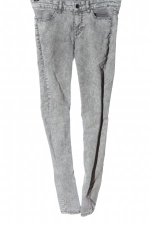 H&M Divided Tube Jeans light grey casual look
