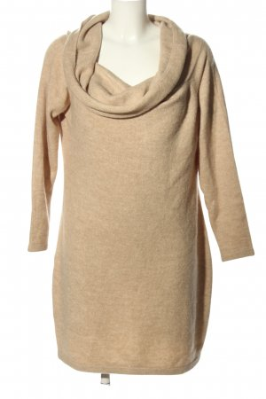 H&M Divided Sweater Dress natural white casual look