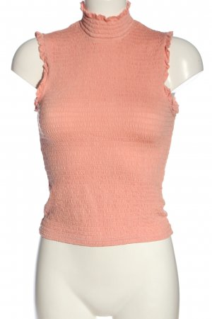 H&M Divided Neckholder Top pink casual look