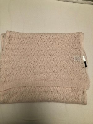 H&M Knitted Scarf pink