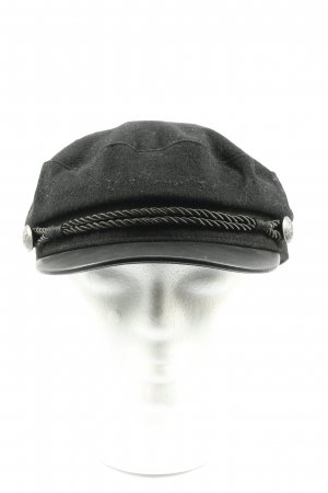 H&M Divided Cappello con visiera nero stile casual