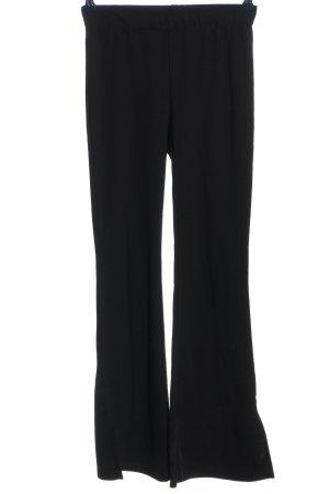 H&M Divided Dzwony czarny W stylu casual