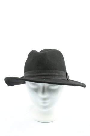 H&M Divided Floppy Hat black business style