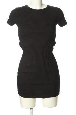 H&M Divided Vestido de tubo negro look casual