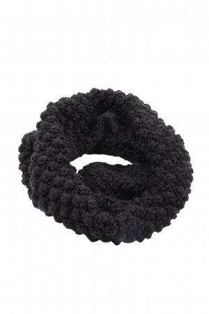 H&M Divided Tube Scarf black casual look