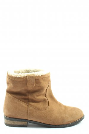 H&M Divided Slip-on Booties nude casual look