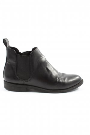 H&M Divided Slip-on Booties black casual look