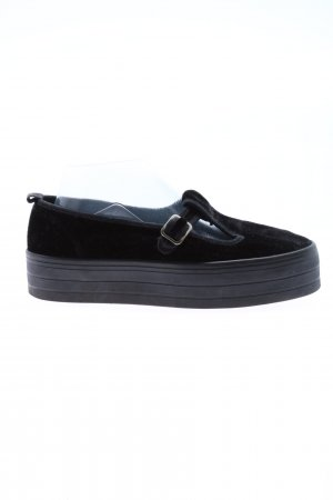 H&M Divided Slip-on Sneakers black casual look