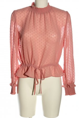 H&M Divided Schlupf-Bluse nude Casual-Look