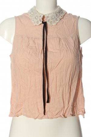 H&M Divided Schlupf-Bluse mehrfarbig Casual-Look