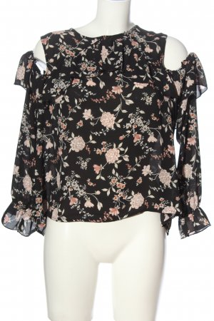 H&M Divided Schlupf-Bluse Allover-Druck Casual-Look