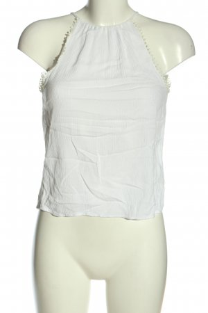 H&M Divided Schlupf-Bluse weiß Casual-Look