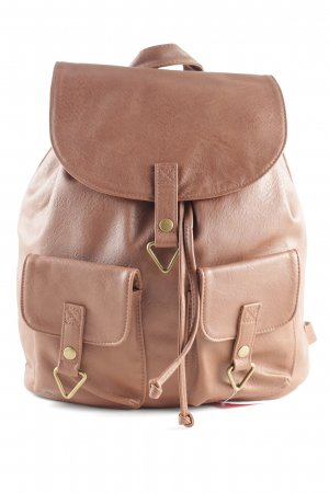 H&M Divided Schoolrugzak nude casual uitstraling