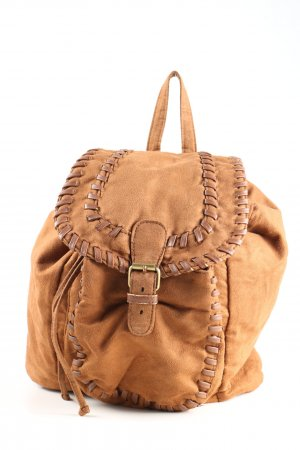 H&M Divided School Backpack nude casual look