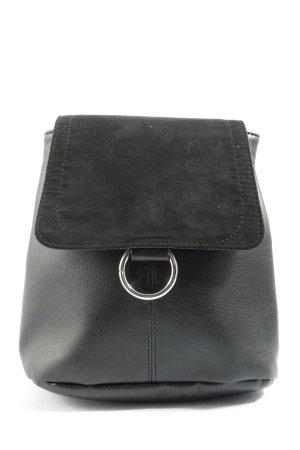 H&M Divided Schulrucksack schwarz Casual-Look