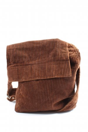 H&M Divided Schultertasche braun Casual-Look