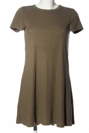 H&M Divided Shirt Dress brown casual look