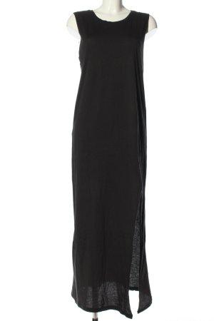 H&M Divided Shirtkleid schwarz Casual-Look