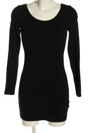 H&M Divided Robe t-shirt noir style décontracté